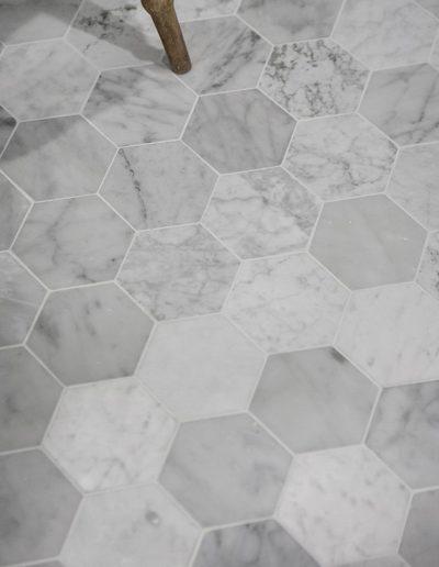 Hex Floor closeup