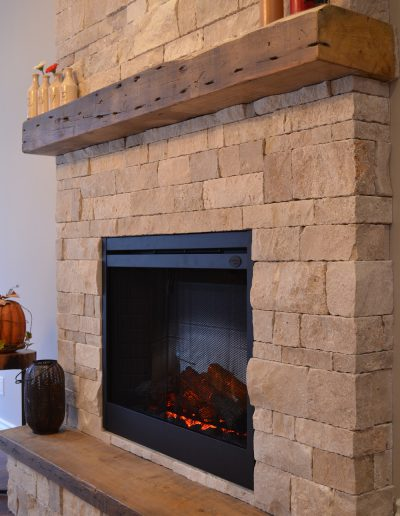 Stylish Fireplaces by Huntington Lodge 70SPF details